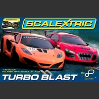 Scalextric 1:32 Turbo Blast