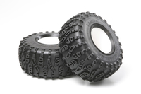 Tamiya CR-01 Cliff Crawler Tires - 2pcs