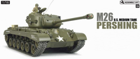 Tamiya U.S. M26 Pershing T26E3 - Full-Option Kit