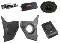 RetroSound Paket Ford Mustang 1967-68 Delux