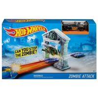 Hot Wheels Bilbana  Zombie Attack