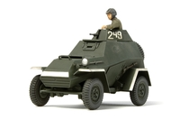 Tamiya 1/48 RUSSIAN ARMORED CAR BA-64B
