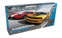 Scalextric American Racers Set