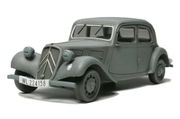 Tamiya 1/48 CITROEN 11CV STAFF CAR
