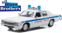 Dodge Monaco 1975 Chicago Police Department ''Bluesbrothers'' Greenlight