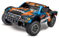 Traxxas Slash 4x4 Ultimate RTR TQi Telemetri TSM