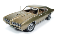 1969 Pontiac GTO Antique Gold