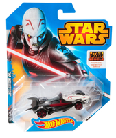 Hot Wheels Star Wars The Inquisitor Dragster - CGW48
