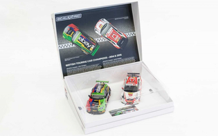 Scalextric British Touring Car Champions 2014 & 2015 (C3694A)