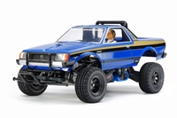 TAMIYA 47413 RC SUBARU BRAT BLUE VERSION