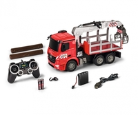 CARSON Mercedes-Benz Arocs timber transporter RTR