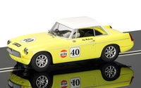 Scalextric 1:32 - MG MGB - Thoroughbred Sports Car Series