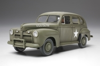 Tamiya 1/48 1942 U.S. ARMY STAFF CAR MODEL