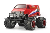 "Tamiya 1:12 R/C LUNCH BOX ""RED EDITION"""