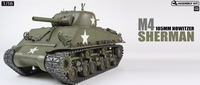 Tamiya M4 Sherman 105mm Howitzer - Full-Option Kit