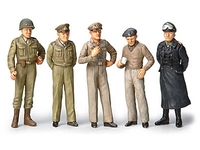 Tamiya 1/48 SCALE FAMOUS GENERALS