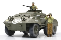 Tamiya 1/48 US M20 ARMORED UTILITY CAR