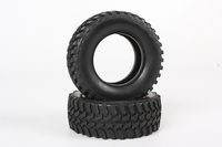 Tamiya CC-01 Mud Block Tires - 2pcs