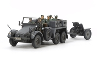 Tamiya 1/48 GERMAN 6X4 TOWING TRUCK KFZ.69