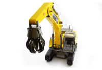 Hobby Engine 1:12 Crane Grabber RC 2.4GHz