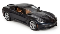 2014 Chevrolet Corvette Stingray, black Maisto 1/18