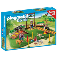 City Life - Dog Park SuperSet