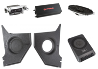 RetroSound Paket Ford Mustang 1964-66 Delux
