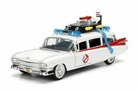 Ghostbusters Ecto-1 1959 Cadillac Ambulance 1 24th Scale  Jada toys Diecast 99731
