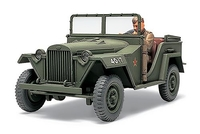 Tamiya 1/48 RUSSIAN FIELD CAR GAZ-67B