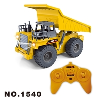 6 Kanals 2,4GHz Dumper 1:18