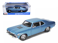 1970 Chevrolet Nova SS Super Sport Blue