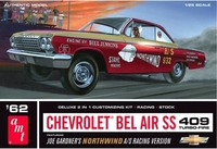 1962 Chevrolet Bel Air Super Stock plast byggsats