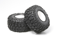 Tamiya CR-01 Vise Crawler Tires - Soft 2pcs