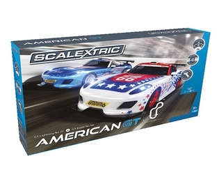 Scalextric American GT