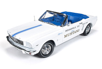 1965 Ford Mustang Convertible Indy 500 Pace Car
