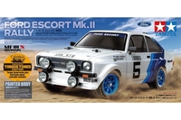Tamiya 1/10 R/C FORD ESCORT MK.II RALLY (MF-01X) (PB)58687