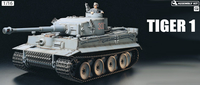 Tamiya Tiger I DMD/MF01 Accessory - Full Option Kit