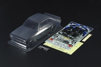 Tamiya 1/10 SCALE R/C FORD ESCORT MK.II RALLY BODY PARTS 51658