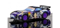 Scalextric Team GT Lightning - Team GT Sunset (Anime) C3837