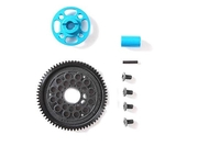 Tamiya TT-02 HIGH SPEED GEAR SET 68T  54500
