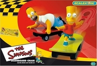 Scalextric Micro The Simpsons 1:64 Scale Race Sets