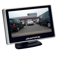 Ampire Backkamera Monitor 4
