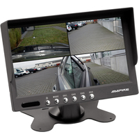 Ampire Backkamera Monitor 7
